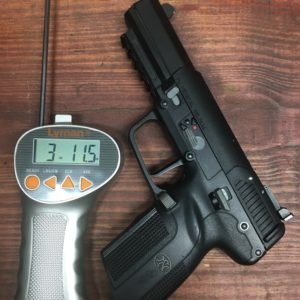 Five-seveN® Flat Trigger – Eden Perfection